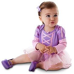 Rapunzel Disney Cuddly Bodysuit Collection