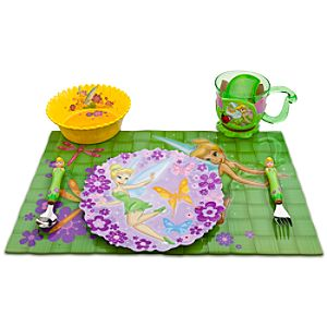 Tinker Bell Meal Time Magic Collection