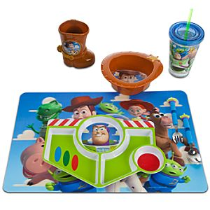 Toy Story Meal Time Magic Collection