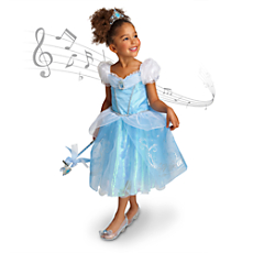 Cinderella Costume Collection for Girls