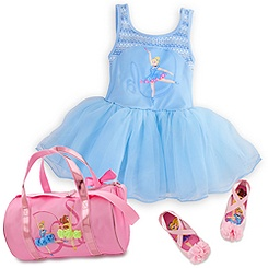Cinderella Ballet Collection for Girls
