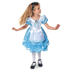 Alice in Wonderland Classic Costume Collection for Kids
