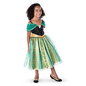 Anna Deluxe Costume Collection for Kids