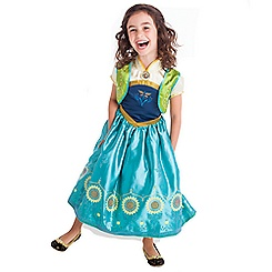 Anna Frozen Fever Costume Collection for Kids