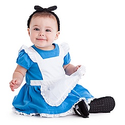 Alice Bodysuit Costume Collection for Baby