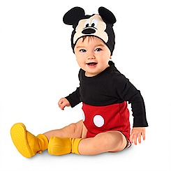 Mickey Mouse Bodysuit Costume Collection for Baby