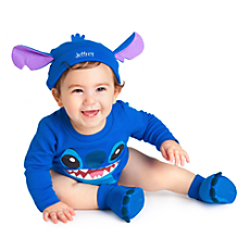 Stitch Bodysuit Costume Collection for Baby
