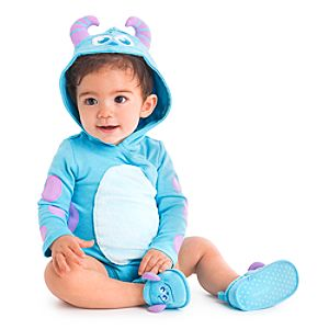 Sulley Bodysuit Costume Collection for Baby