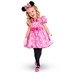Minnie Mouse Pink Costume Collection for Kids