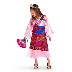 Mulan Costume Collection for Kids