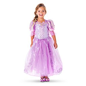 Rapunzel Deluxe Costume Collection for Kids