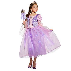 Rapunzel Light-Up Costume Collection for Kids