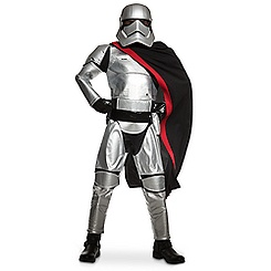 Captain Phasma Costume Collection for Kids - Star Wars: The Force Awakens