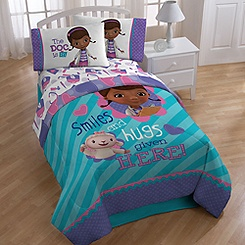 Doc McStuffins Bedding Collection