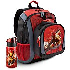 Iron Man Backpack Collection for Boys