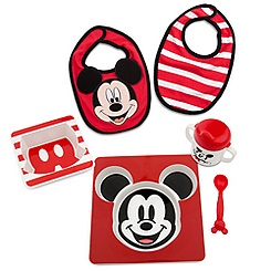 Mickey Mouse Meal Time Collection for Baby