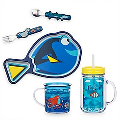 Finding Dory Meal Time Magic Collection