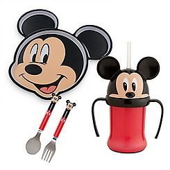 Mickey Mouse Meal Time Magic Collection