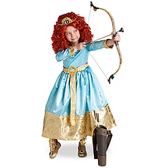 Games Merida Costume Collection