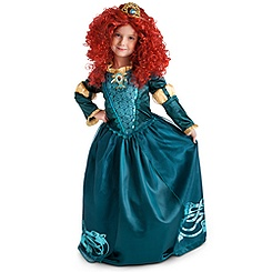 Hero Merida Costume Collection