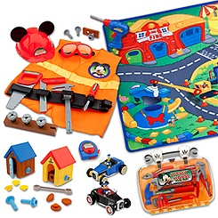 Mickey Mouse Play Set Collection