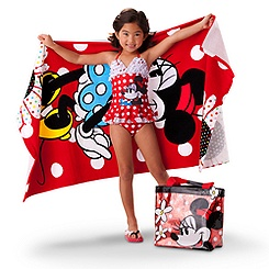 Minnie Mouse Deluxe Swim Collection for Girls