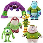 Monsters University OK Plush Collection