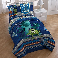 Monsters University Bedding Collection