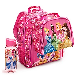 Disney Princess Backpack Collection for Girls