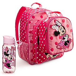 Minnie Mouse Backpack Collection for Girls