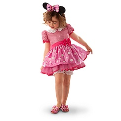Minnie Mouse Costume Collection for Toddler Girls