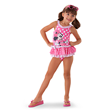 Minnie Mouse Swim Collection for Girls