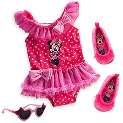 Minnie Mouse Pink Swim Collection for Baby