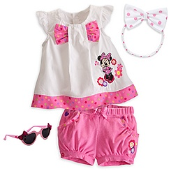 Minnie Mouse Summer Collection for Baby