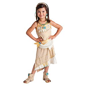 Pocahontas Costume Collection for GirlsPocahontas Disney Costume Child