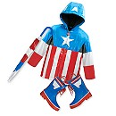 Captain America Rain Collection for Kids