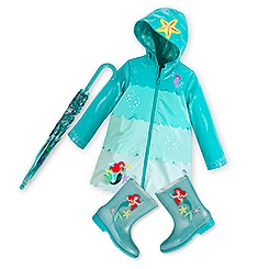 The Little Mermaid Rain Collection for Kids