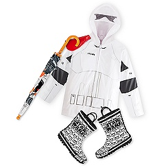 Star Wars: The Force Awakens Rain Collection for Kids