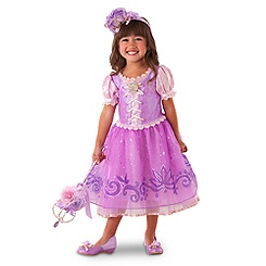 Rapunzel Costume Collection for Girls
