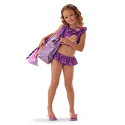 Rapunzel Swim Collection for Girls