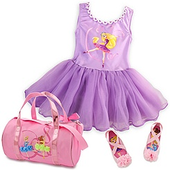 Rapunzel Ballet Collection for Girls