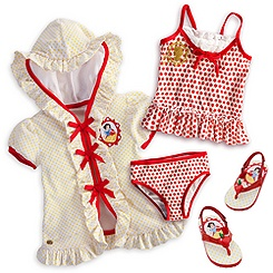 Snow White Swim Collection for Baby