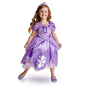 Sofia Costume Collection for Girls