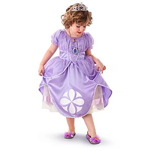 Sofia the First Costume Collection for Girls