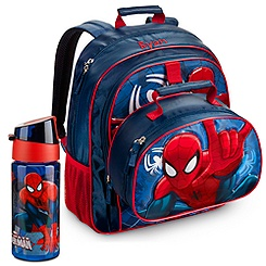 Spider-Man Backpack & Lunch Tote Collection