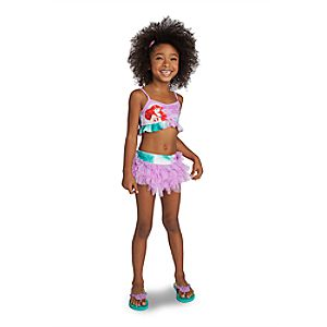 Ariel Swimwear Collection for Girls - 2-Pc.