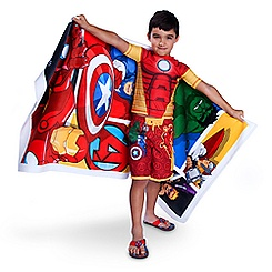 Marvel's Avengers Swimwear Collection for Boys