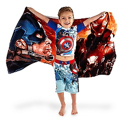 Captain America: Civil War Swimwear Collection for Boys