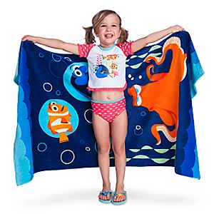Finding Dory Rashguard Swimwear Collection for Girls