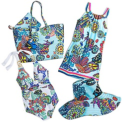 Finding Dory Swim Collection by Trina Turk - 1 Pc.